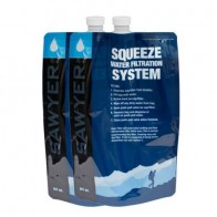Sawyer SP114 - (2 Litre / 64oz) Squeezable Pouch - set of 2